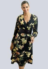 Alba Moda - Day dress - schwarz/rosé - 0