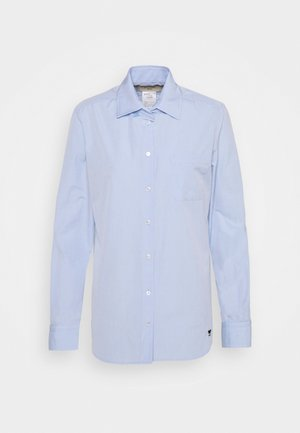 ERSILIA - Button-down blouse - azurblau