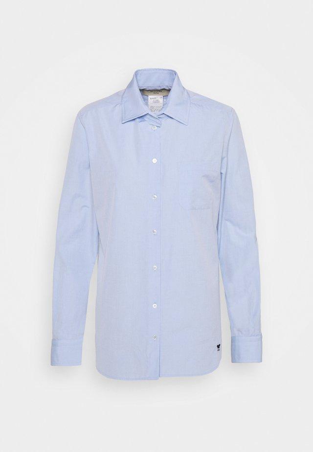 ERSILIA - Camicia - azurblau