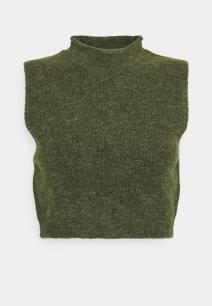 PCFANNA CROPPED - Topper - winter moss