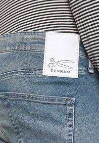 Denham - BOLT - Slim fit jeans - bue denim - 4