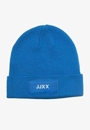 JXBASIC LOGO - Muts - blue iolite