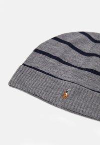 Polo Ralph Lauren - APPAREL ACCESSORIES HAT UNISEX - Beanie - boulder grey heather - 2