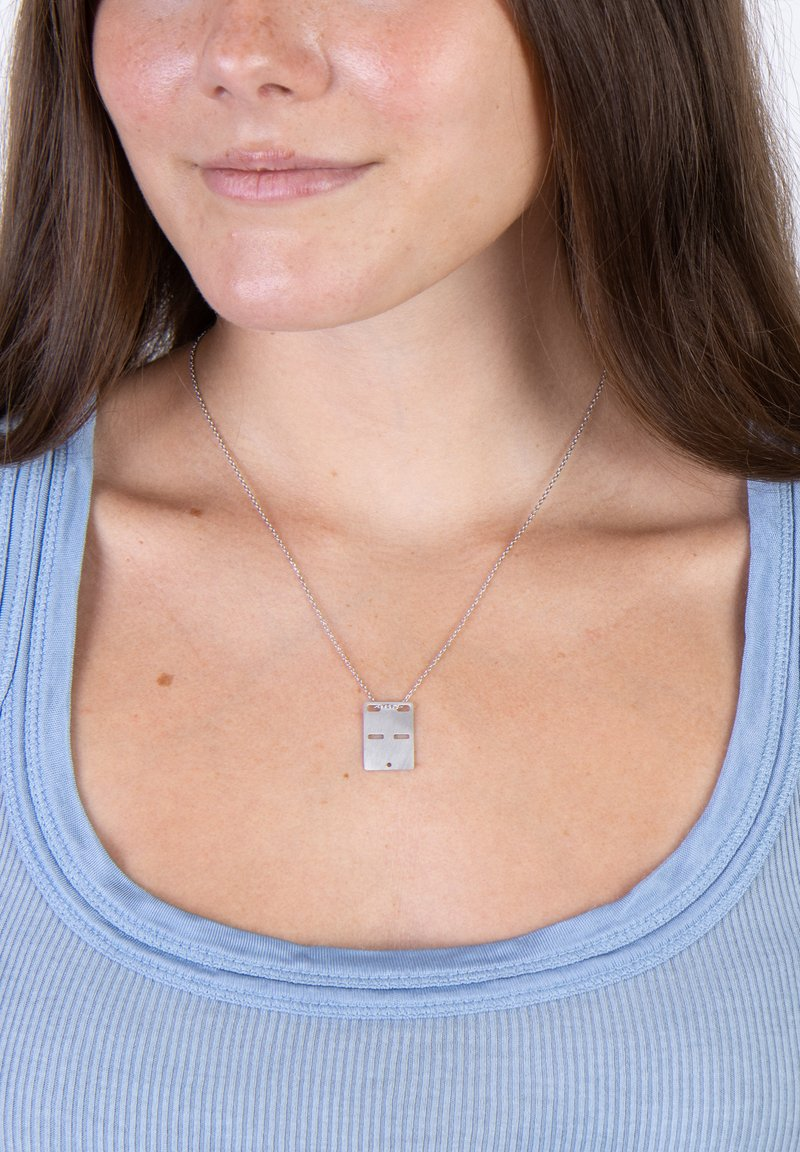 Nordahl Jewellery - Necklace - silver