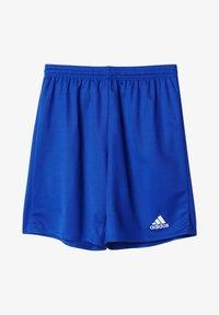 adidas Performance - PARMA 16 SHORTS - Sports shorts - blue - 0