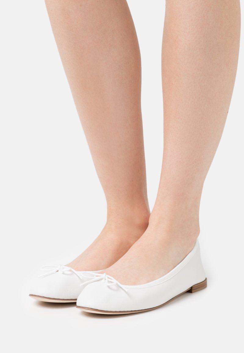 Repetto - CENDRILLON - Ballerina's - blanc