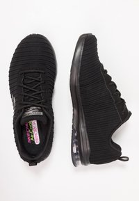 Skechers Sport - SKECH AIR - Trainers - black - 3
