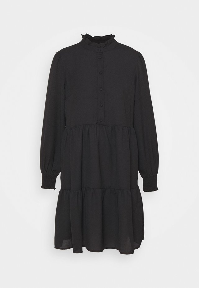 PCLULLA  - Day dress - black