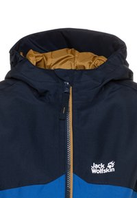 Jack Wolfskin - 2-IN-1 UNISEX - Outdoorová bunda - coastal blue - 4
