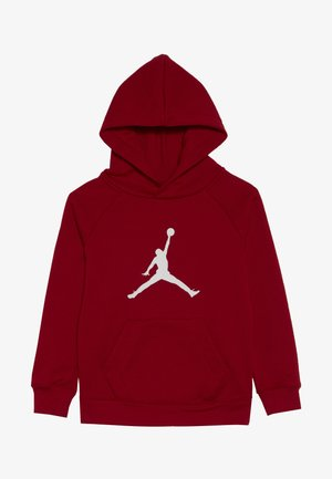 JUMPMAN LOGO PULLOVER - Sweat à capuche - gym red