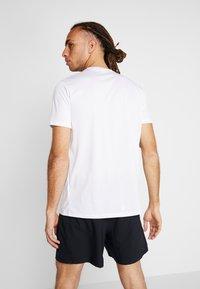 Craft - CORE ESSENCE TEE  - T-Shirt print - white - 2
