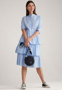 JOOP! - Shirt dress - blau/weiß gestreift - 1
