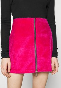 The Ragged Priest - HOAX SKIRT - Mini skirt - pink - 4