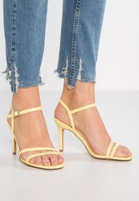 Even&Odd - High heeled sandals - yellow - 0