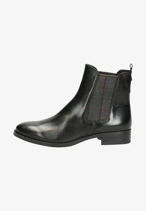 Classic ankle boots - black nappa