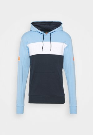 THIERRY OH HOODY - Sudadera - light blue