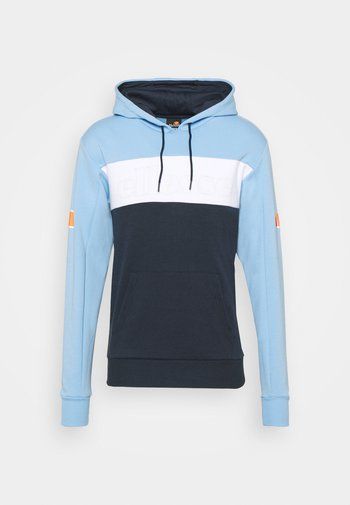 THIERRY OH HOODY - Sweatshirt - light blue