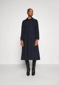 InWear - ZAFIRAH COAT - Classic coat - marine blue - 2