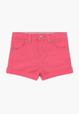 GIRLFRIEND - Shorts di jeans - camellia rose