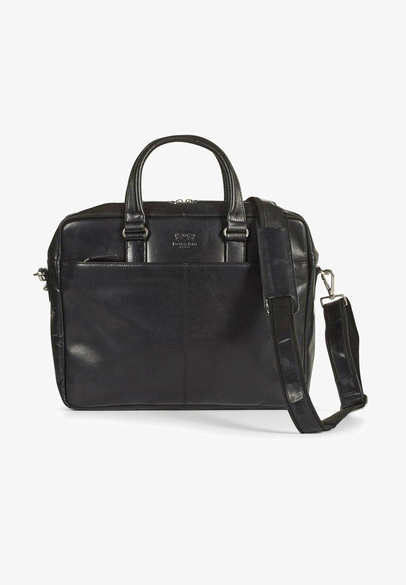 Howard London - CARTER - Taška na laptop - black