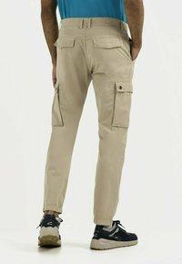 camel active - Cargo trousers - beige - 2