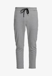 Only & Sons - ONSLINUS CHECK  - Trousers - white - 3