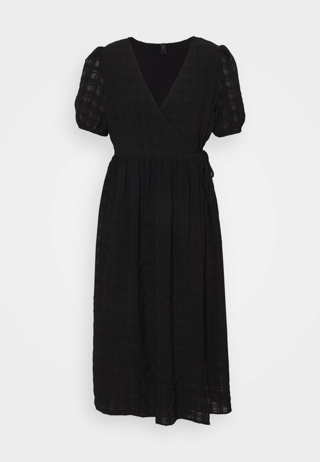 YASMELBA MIDI DRESS  - Day dress - black