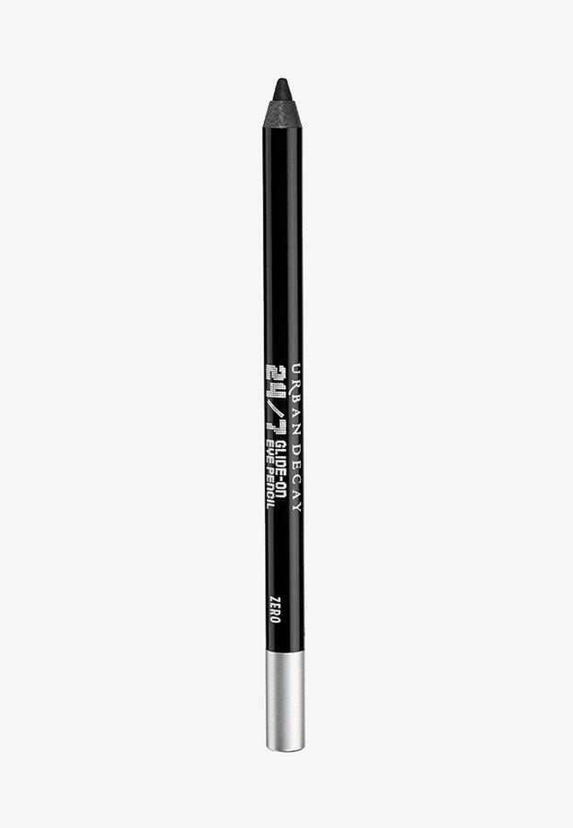 24/7 GLIDE-ON EYE PENCIL - Eyeliner - black