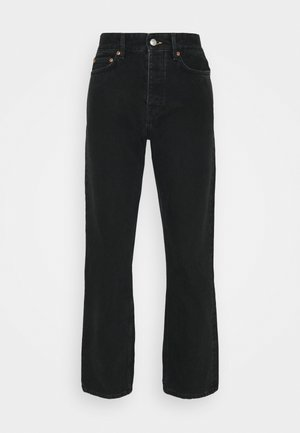 PEARL  - Straight leg jeans - dark grey