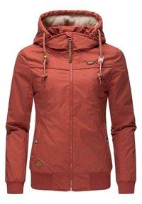 Ragwear - JOTTY - Winter jacket - chili red21 - 2