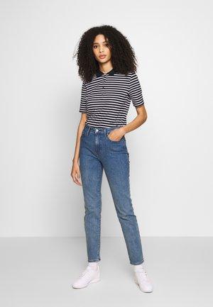 RIVERPOINT CIGARETTE  - Slim fit jeans - blue denim