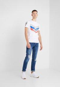 Plein Sport - SCRAT - Jeans Slim Fit - blue - 1