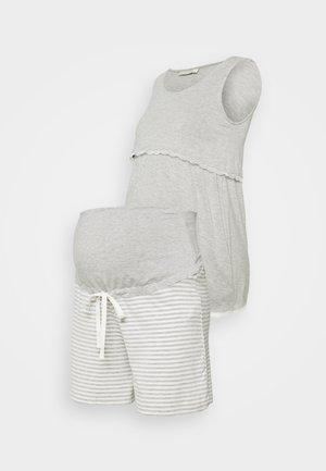 SHORT - Pyjamas - grey