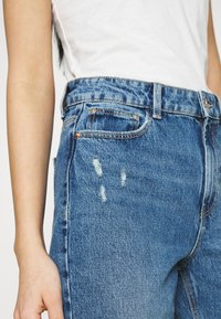 ONLY - ONLEMILY LIFE - Jeans straight leg - medium blue denim - 4