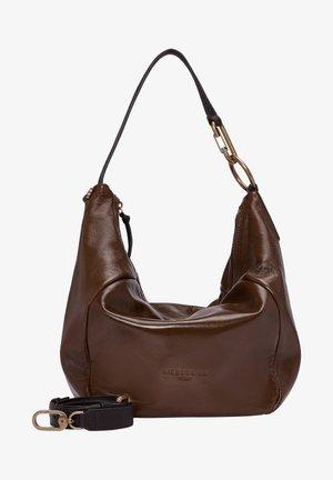 FARRAH - Across body bag - walnut
