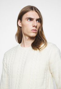 Les Deux - GREENE CABLE - Jumper - offwhite - 3
