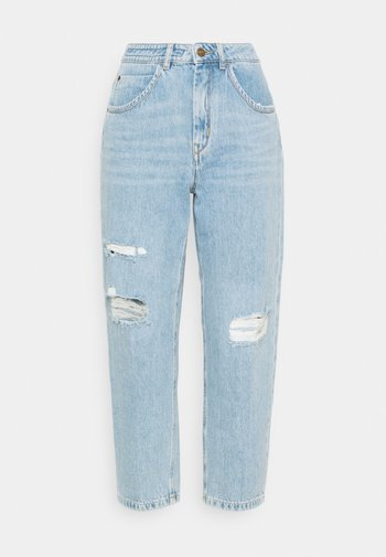 SHELTER - Relaxed fit jeans - blau