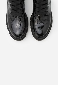 Kennel + Schmenger - VIDA - Platform boots - schwarz - 5