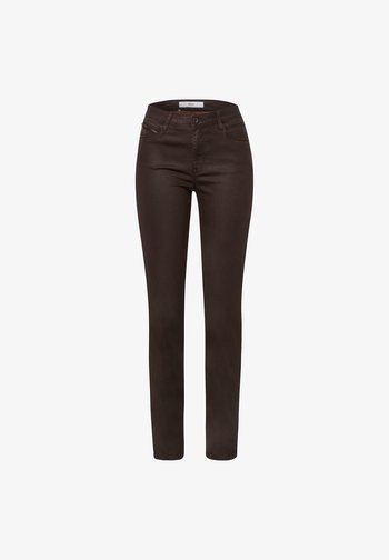 STYLE SHAKIRA - Jeans Skinny Fit - clean brown