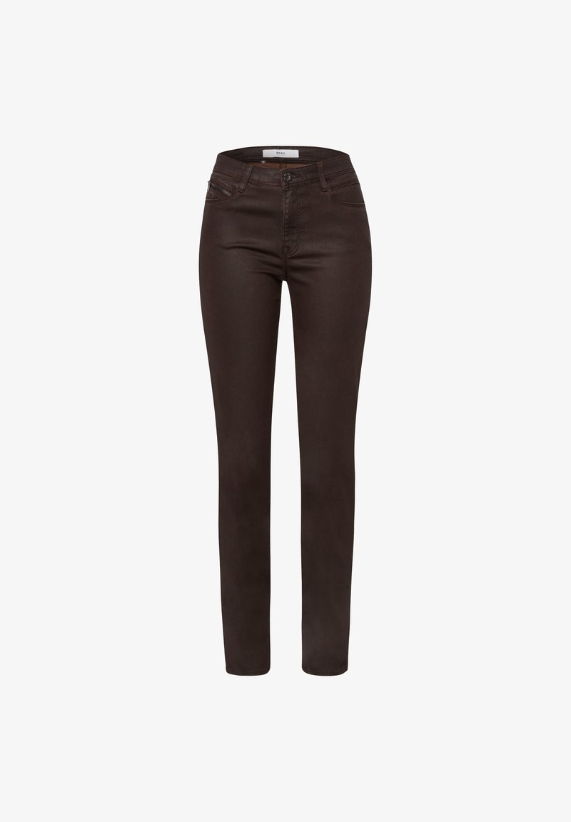 BRAX - STYLE SHAKIRA - Jeans Skinny Fit - clean brown