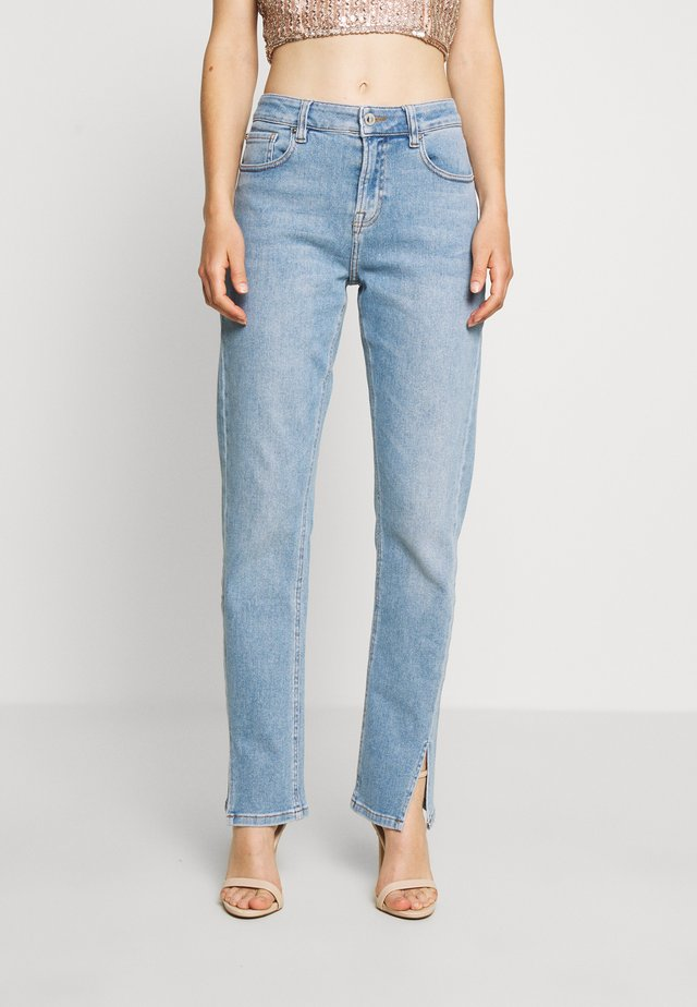 RENEE WASH MAYA BAY - Straight leg jeans - denim blue