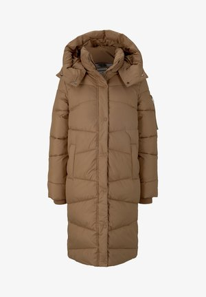 Winter coat - light chestnut