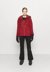 O'Neill - HALITE JACKET - Snowboard jacket - rio red - 1