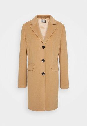 Classic coat - camel