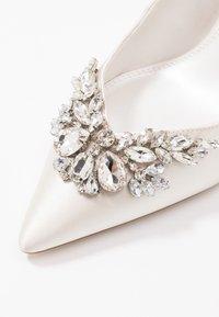 Dune London - BELS - Svatební boty - ivory - 2