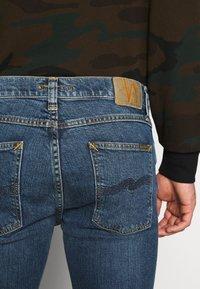 Nudie Jeans - LEAN DEAN - Slim fit jeans - blue vibes - 7