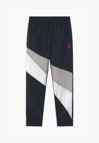 Jordan - JUMPMAN WAVE WIND - Pantalones deportivos - black - 0