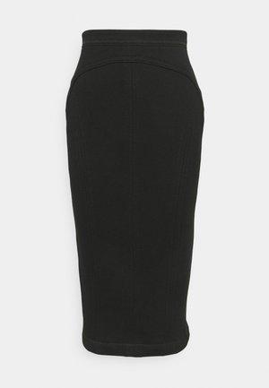 CLASSIC SKIRT - Pencil skirt - nero