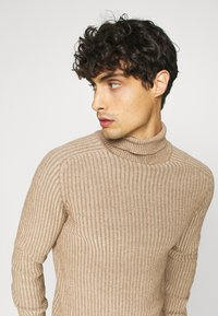 Pier One - Jumper - mottled beige - 3