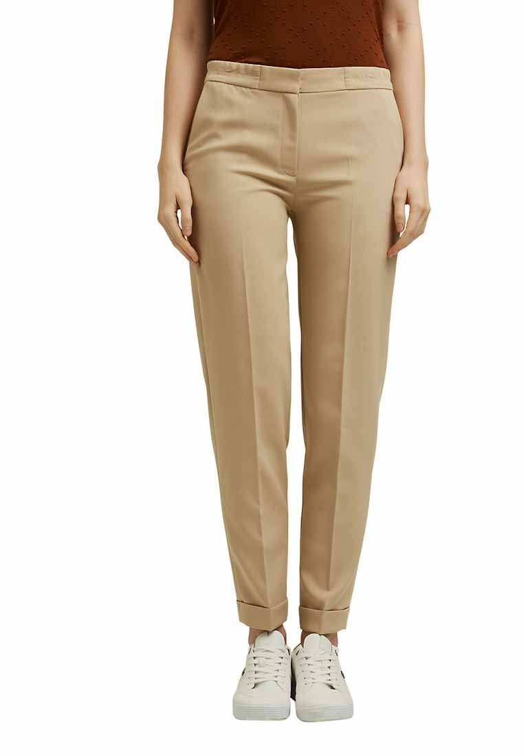 Esprit Collection - Trousers - sand